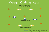 Keep Going 3/2 Drill Thumbnail