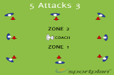 5 Attacks 3 Drill Thumbnail