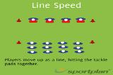 Line SpeedSevensRugby Drills Coaching