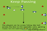 Keep Passing Drill Thumbnail