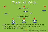 Tight & WideSevensRugby Drills Coaching