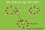 SH Passing Circles Drill Thumbnail