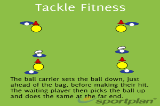 Tackle Fitness Drill Thumbnail