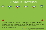 Colour DefendSevensRugby Drills Coaching