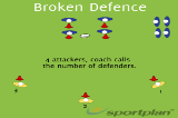 Broken DefenceSevensRugby Drills Coaching