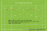 7's Colour TouchSevensRugby Drills Coaching