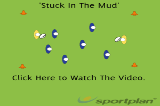 Stuck In The Mud - Rugby Style Drill Thumbnail