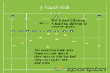 3 Touch KickWarm UpRugby Drills Coaching