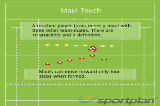 Maul TouchWarm UpRugby Drills Coaching