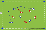 Rugby Netball Drill Thumbnail