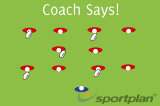 Coach Says!Warm UpRugby Drills Coaching