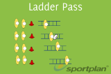 Ladder Pass Drill Thumbnail