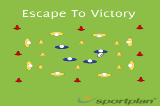 Escape To VictoryWarm UpRugby Drills Coaching