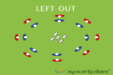 Left OutWarm UpRugby Drills Coaching