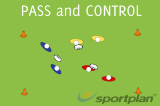 Pass and Control Drill Thumbnail