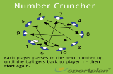 Number CruncherPassingRugby Drills Coaching