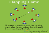 Clapping GamePassingRugby Drills Coaching