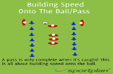 Building Speed Onto The BallSevensRugby Drills Coaching