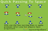 Quick Passing To Space Drill Thumbnail