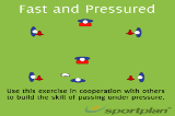 Fast And PressuredPassingRugby Drills Coaching