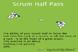 Scrum Half PasszPassingRugby Drills Coaching
