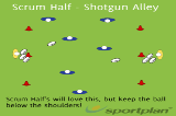 Scrum Half - Shotgun Alley Drill Thumbnail