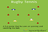 Rugby Tennis Drill Thumbnail