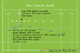 One Touch RuckWarm UpRugby Drills Coaching