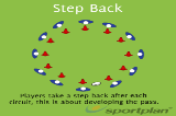 Step BackSevensRugby Drills Coaching