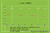 L For LONG!SevensRugby Drills Coaching