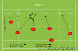 PRO 1Backs MovesRugby Drills Coaching