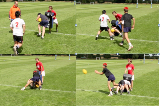 Rapid RuckingRuckRugby Drills Coaching