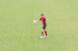 Kick From HandsKicking skillsRugby League Drills Coaching