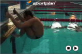 Dive Start.Backstroke - TechniqueSwimming Drills Coaching