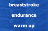 BreaststrokeEnduranceSwimming Drills Coaching