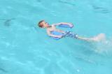 Kicking on 2 floats under armsBackstroke - DrillsSwimming Drills Coaching