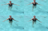 treading water front crawlWater ConfidenceSwimming Drills Coaching