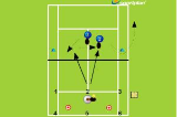 Combing Both VolleysVolley DrillsTennis Drills Coaching