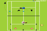 Recovery Volleys 2 Drill Thumbnail