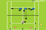 Agility Rally VolleyVolley DrillsTennis Drills Coaching