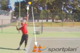 Serving Accuracy Toss (part 2) | Serve and Return