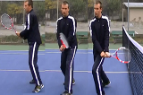 Eliminate unnecessary backswingServe and ReturnTennis Drills Coaching