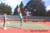 Hit a perfect 6 | Serve and Return
