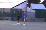 Toss Variety - Kick Serve Drill Thumbnail