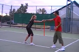 Hand DropAgility & FitnessTennis Drills Coaching