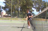 Forehand Volley Same Side Drill Thumbnail