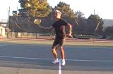Forehand Volley Still Head Drill Thumbnail