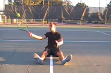 Forehand Volley From The Ground Drill Thumbnail
