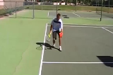Warm Up - Racquet, ball and coneCoordination / Fun GamesTennis Drills Coaching