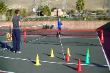 Control Is The KeyCoordination / Fun GamesTennis Drills Coaching
